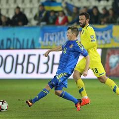 Сьогодні Україна проведе вирішальний матч відбору ЧС-2018