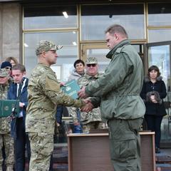 Олександр Горган: Першою в Україні День бійця територіальної оборони відзначила Київщина