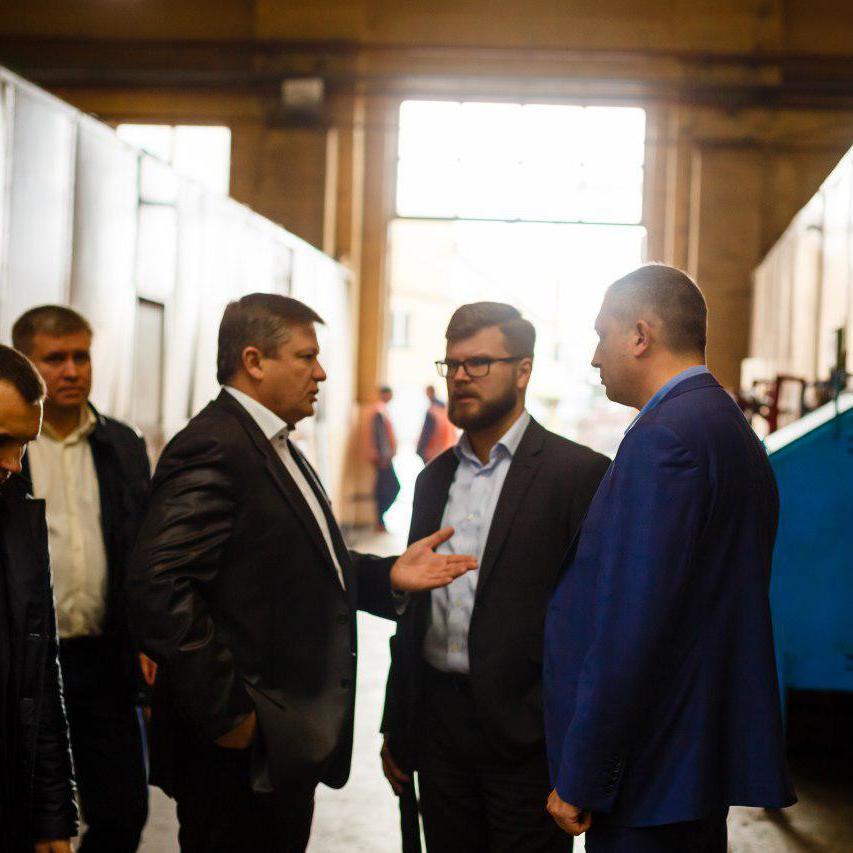 Євген Кравцов: Укрзалізниця починає вкладати гроші в будівництво житла для працівників