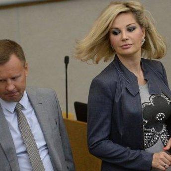 Максакова прокоментувала причетність свого екс-чоловіка до вбивства Вороненкова