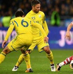 Україна програла Хорватії і не потрапить на Чемпіонат світу