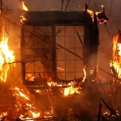 Каліфорнію охопили лісові пожежі, десять людей загинули (фото)