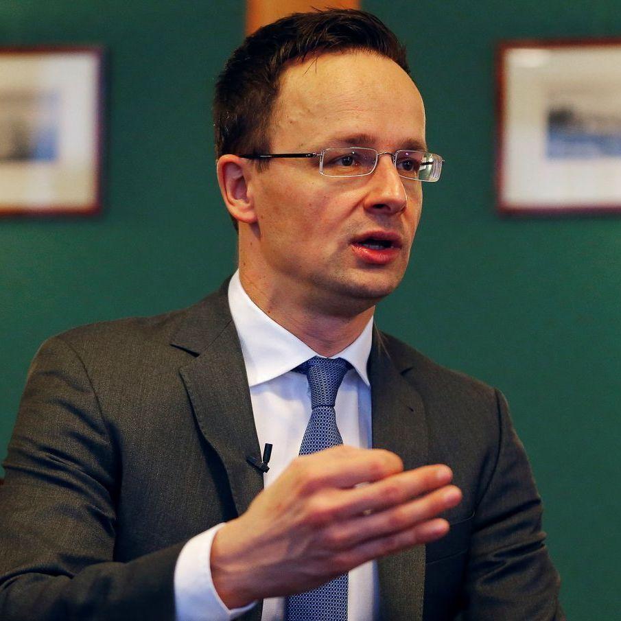 Угорський голова МЗС відмовився їхати з Клімкіним на Закарпаття