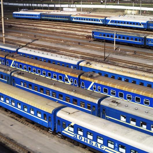 В «Укрзалізниці» поділять пасажирські поїзди на категорії