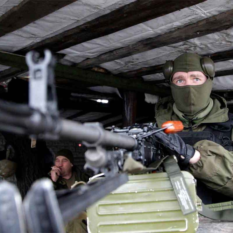 Доба в АТО: бойовики 15 разів порушили тишу