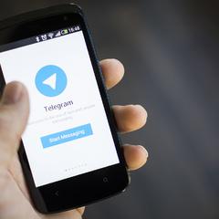 У месенджері Telegram з'явиться українська мова