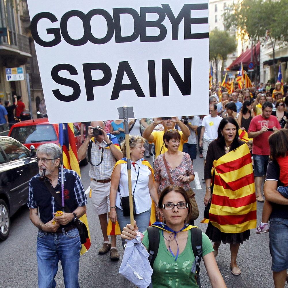 Мадрид вимагає від Каталонії пояснити, що означає декларація про незалежність