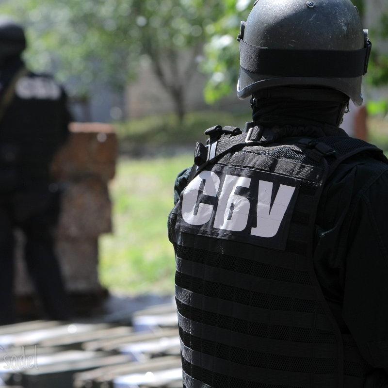 СБУ затримала диверсантів, які на замовлення ДНР мали підірвати потяг Маріуполь-Київ