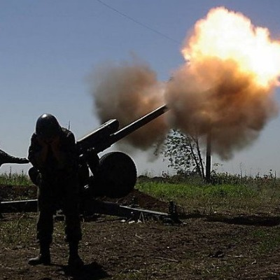 Сьогодні українські військові 8 разів відповідали ворогу з піхотного озброєння не забороненого мирними домовленостями