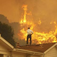 Пожежі в Каліфорнії: кількість жертв зросла