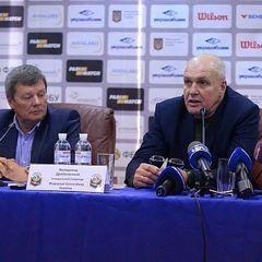 Прес-конференція Суперліги Парі-Матч: курс на підвищення якості проведення ігор (фото, відео)
