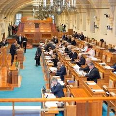 Сенат Чехії назвав слова Земана про Крим легітимізацією російської агресії проти України