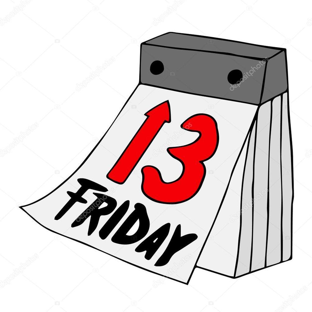 П'ятниця 13-е: прикмети та забобони