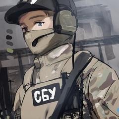 В Україну прибула японська художниця, яка малює АТОвців в стилі аніме (відео)