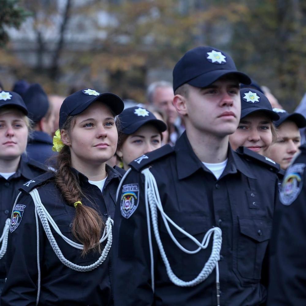 У Києві понад 800 правоохоронців склали присягу