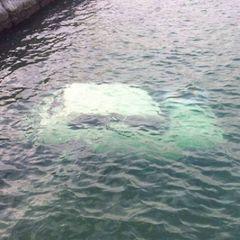 В Одесі біля узбережжя виявили затонулий автомобіль із мертвим тілом чоловіка