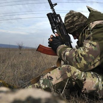 Бойовики 12 раз з початку доби обстрілювали українські позиції, - штаб