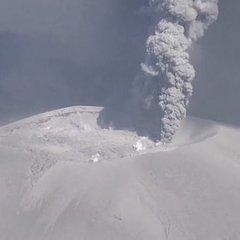 В Японії «проснувся» вулкан Сіммое