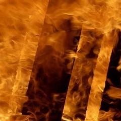 У центрі Києва загорівся підземний перехід
