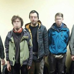 Двох росіян затримали в зоні відчуження Чорнобильської АЕС