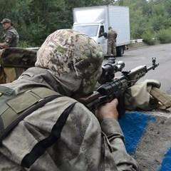 За добу в зоні АТО поранення дістали двоє бійців ЗСУ