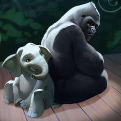 Анджеліна Джолі озвучить слоненя в новому мультфільмі Disney