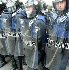 Центр Києва патрулюють 3 тисячі поліцейських
