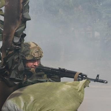 Російські бойовики 22 рази обстрілювали українські позиції: один український військовий поранений