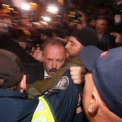 Напад на Барну під ВР: депутат написав заяву до ГПУ (фото)