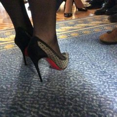 Луценко прийшла в Раду у туфлях за вісімнадцять тисяч гривень (фото)