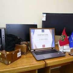 Місія ОБСЄ надала українським прикордонникам обладнання на 1 млн грн