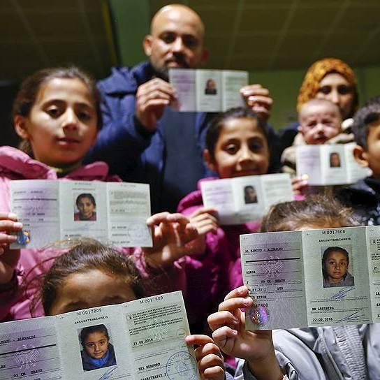 Європарламент схвалив нову систему розподілу біженців