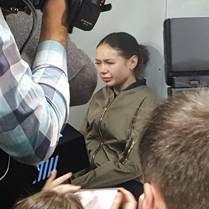 ДТП у Харкові: суд обрав Зайцевій запобіжний захід