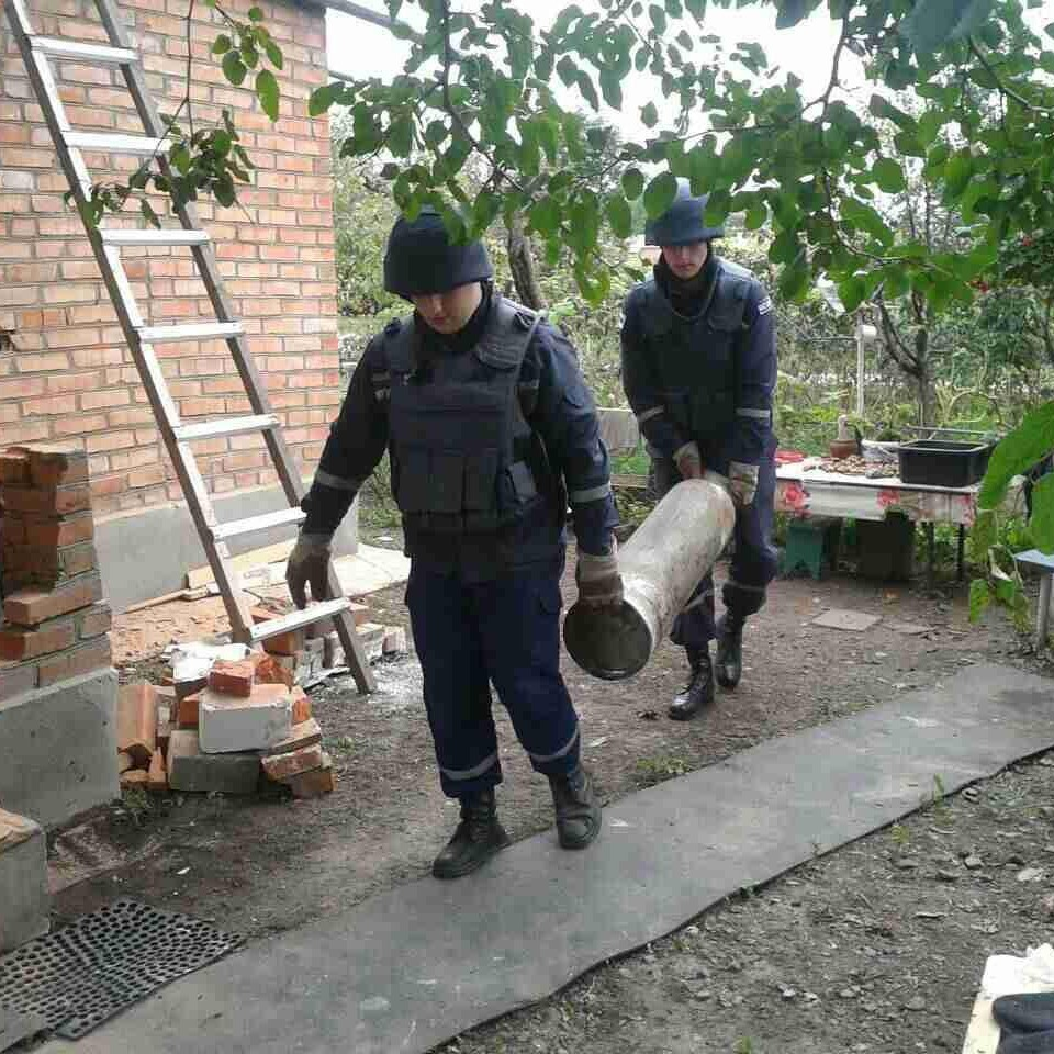 В Калинівці сапери вилучили близько 3 тисяч вибухонебезпечних предметів, - повідомляють ДСНС