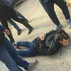 В поліції показали відео затримання викрадачів дитини в Києві