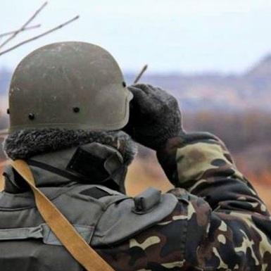 Бойовики здійснили обстріл з гранатометів та кулеметів по опорних пунктах Старогнатівки, - штаб