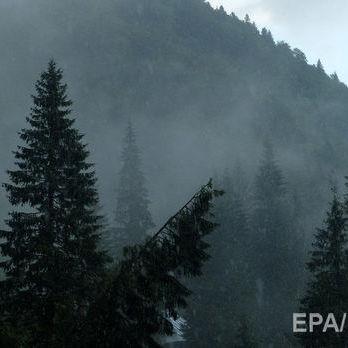 ДСНС попередила про сильні зливи 23 жовтня в Карпатському регіоні