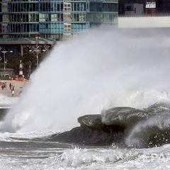 На Японію налетів тайфун «Лан», є загиблі