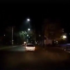 Черкаські патрульні оприлюднили відео погоні за нетверезим водієм