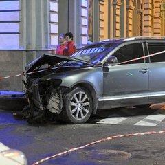 ДТП у Харкові: водій Volkswagen знаходиться в поганому стані