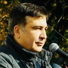 Саакашвілі каже, що після «прориву» не спілкувався з Порошенком