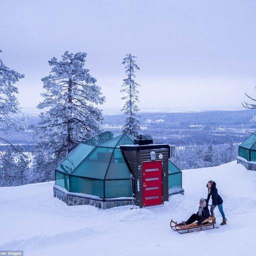 Готель у Фінляндії пропонує гостям послугу, якої ніде більше не знайдеш (фото)