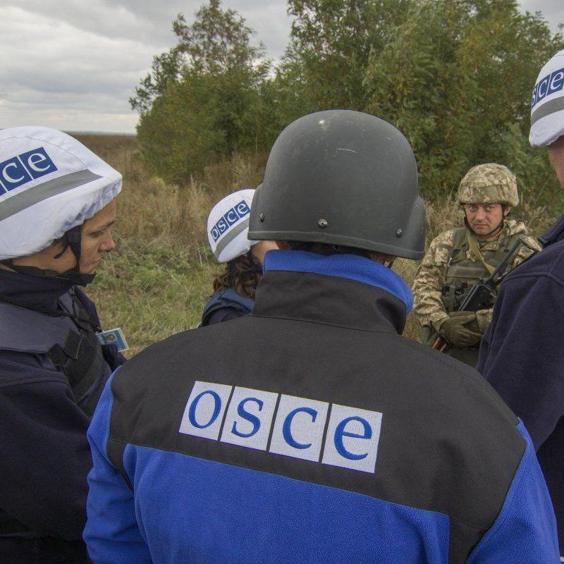 На Донбасі за вихідні зафіксовано понад 200 вибухів, - ОБСЄ