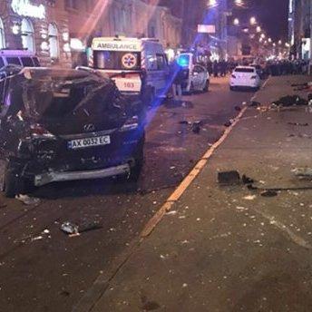 Адвокат іншого водія-учасника ДТП у Харкові сповістив важливу деталь