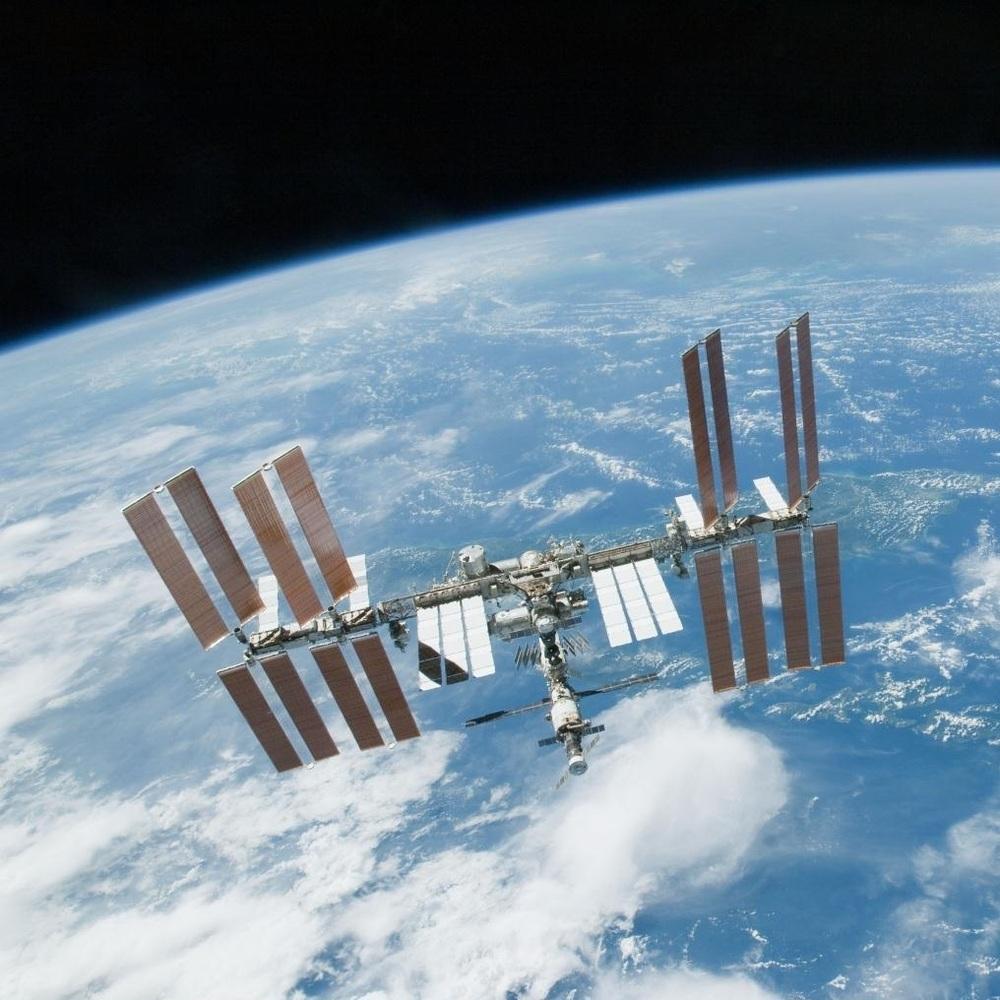 Американський астронавт опублікував знімки Києва із космосу (фото)