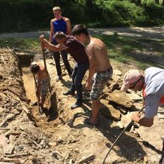 У львівському Парку культури віднайшли останки 175 німецьких солдатів