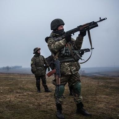 З початку доби на території зони АТО загинуло четверо військовослужбовців