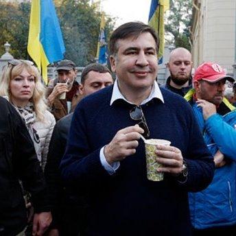 Саакашвілі звернувся по допомогу до українців