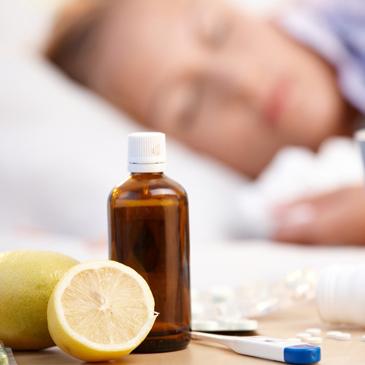 У Києві на грип і ГРВІ захворіло понад 14 тис. осіб