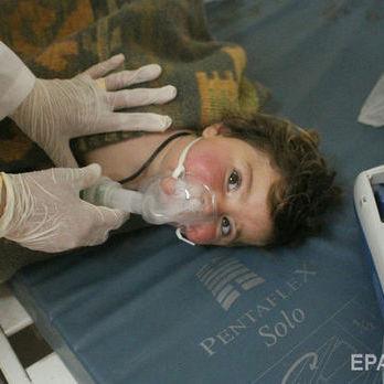 Росія в ООН ветувала продовження мандата комісії з розслідування використання хімічної зброї в Сирії